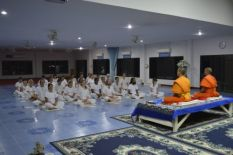 Méditation assis